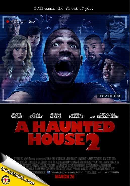 A Haunted House 2 | პარანორმალური მოვლენების სახლი 2 (ქართულად)