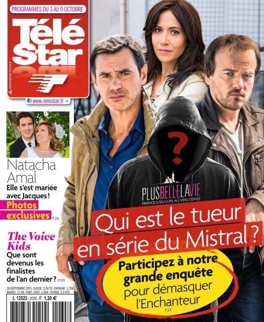 Télé Star - 3 au 9 Octobre 2015