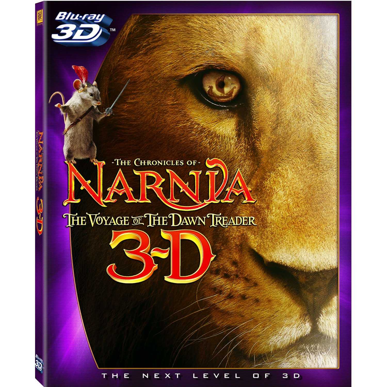 Le cronache di Narnia - Il viaggio del veliero (2010) MKV 3D Half OU Untoched 1080p DTS ITA DTS-HD ENG + AC3 - DDN