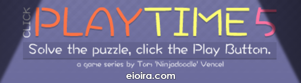 ClickPLAY Time 5 Logo