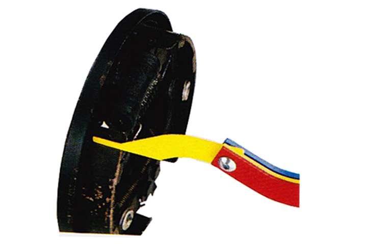 Brake Feeler Gauge : Brake feeler gauge measure pad thickness tool set ebay
