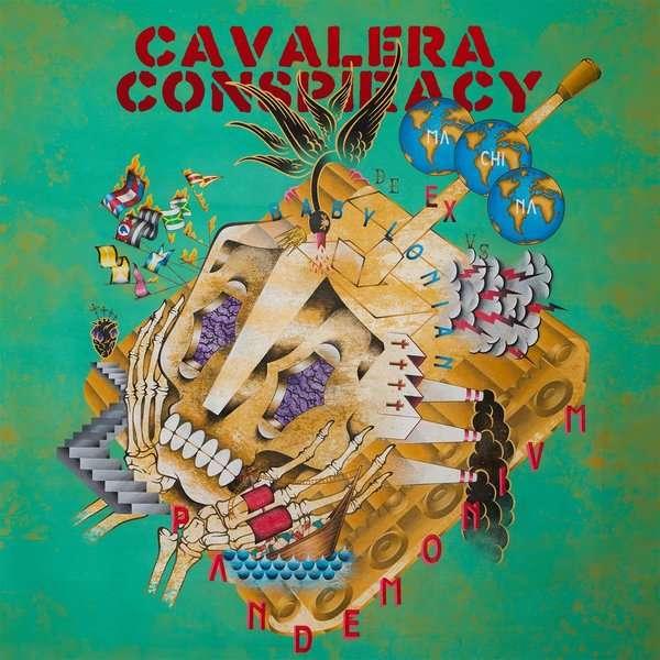 Cavalera Conspiracy - Pandemonium (Limited Edition) (2014)