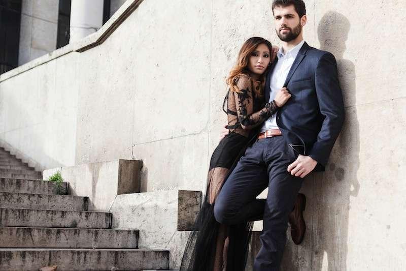 style chic et classe homme blog mode paris