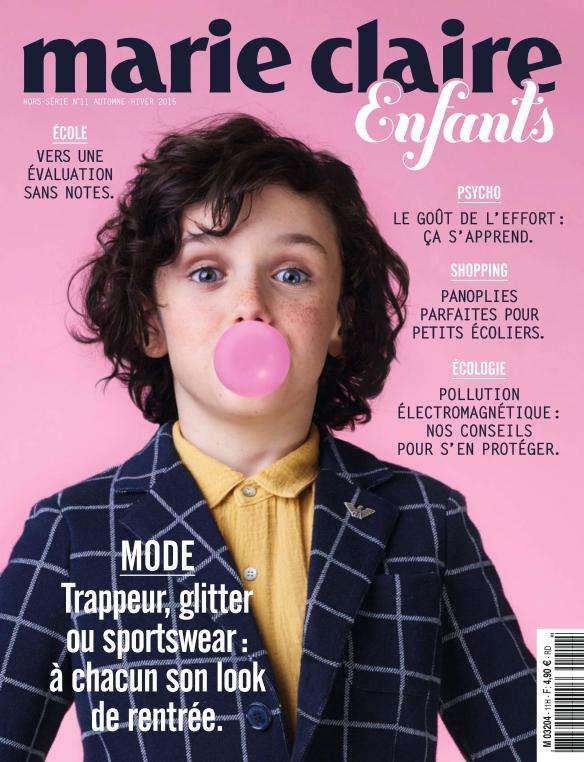 Marie Claire Enfants - Automne-Hiver 2015