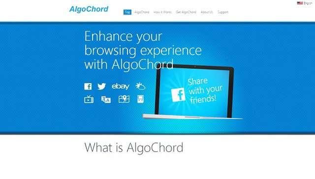 Anúncios do AlgoChord