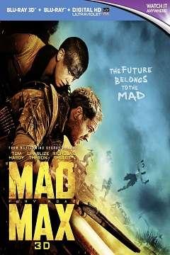 Çılgın Max: Öfkeli Yollar - 2015 3D BluRay 1080p Half-SBS DuaL MKV indir