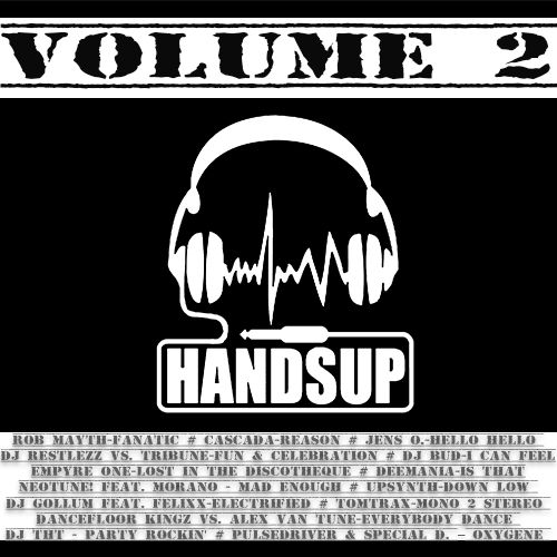 Hands Up Volume 2 by stanek1983 (2015)