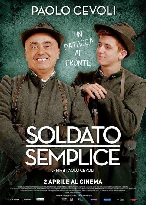 Soldato Semplice (2015) DVD9 Copia 1:1 ITA