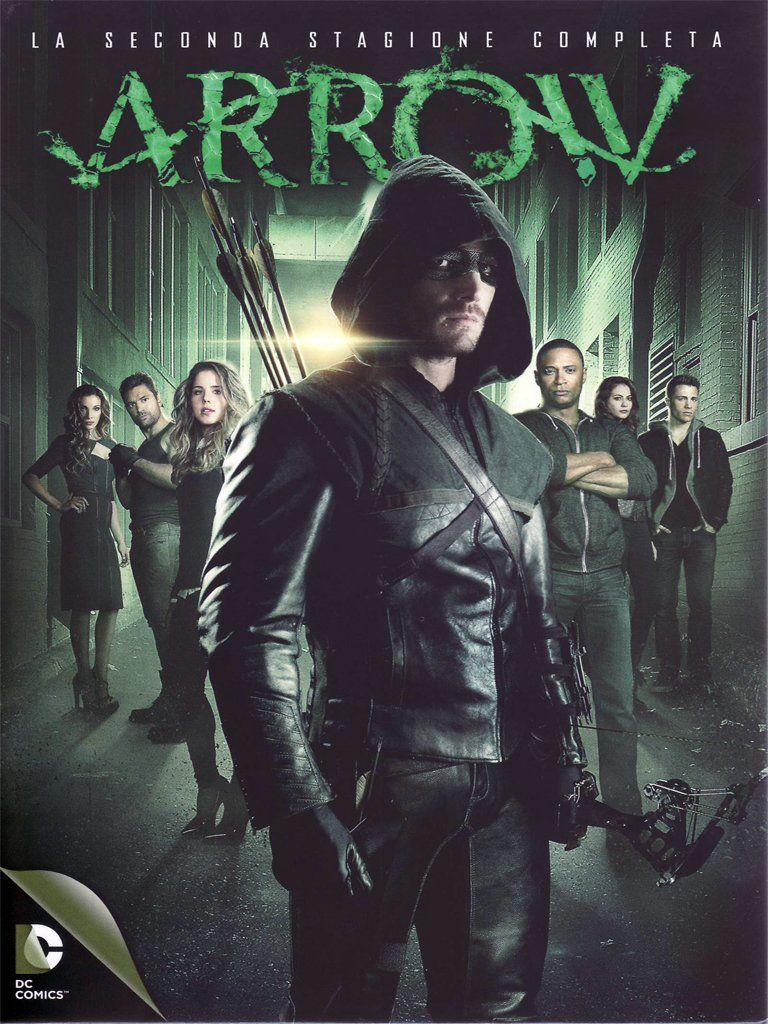 Arrow - Stagione 02 (2013) .avi DVDRip AC3 ITA
