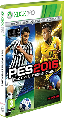 [XBOX360] Pro Evolution Soccer 2016 (2015) - FULL ITA