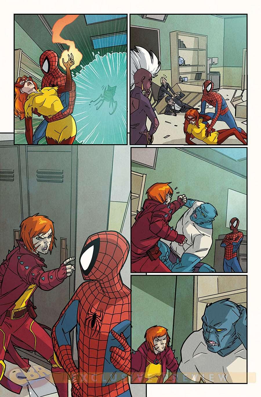 Spider man et les x men - Et spider man ...