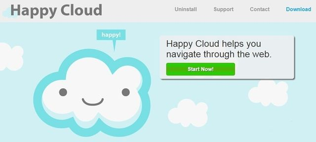 Remove Happy Cloud Ads