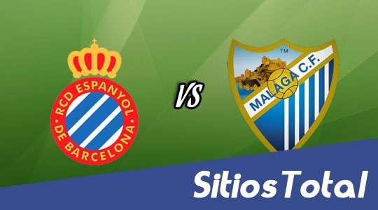Espanyol vs Málaga en Vivo - Liga BBVA 2014-2015