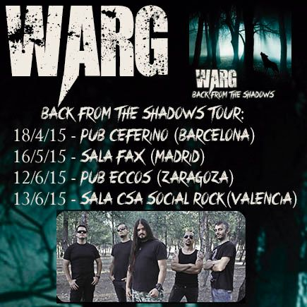 Mini-gira de Warg