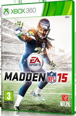 [XBOX360] Madden NFL 15 (2014) - ENG