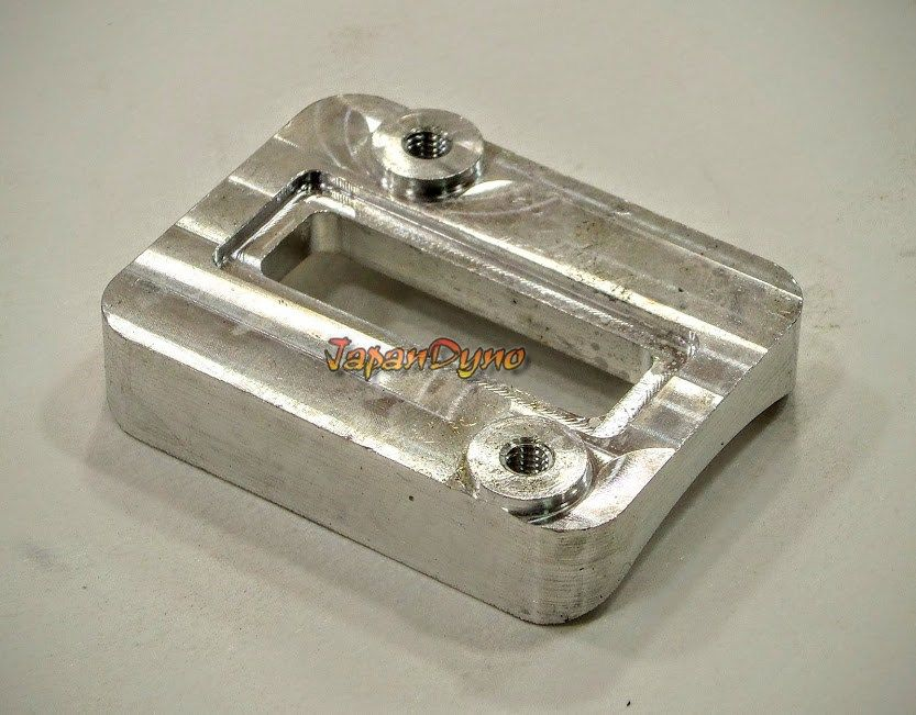 JapanDyno weld on adapter for R35 AFM Air flow meter pipe