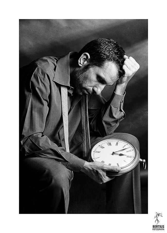 """""""El paso del tiempo"""" - Bertius"""