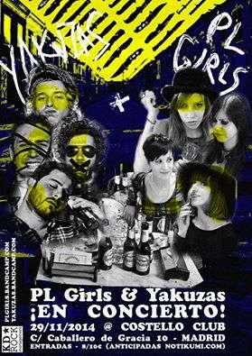 PL Girls + Yakuzas cartel