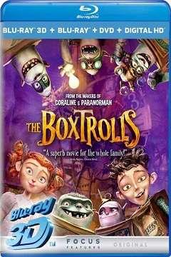 Kutu Cüceleri Yaratıklar Aramızda - 2014 3D BluRay 1080p Half-SBS DuaL MKV indir