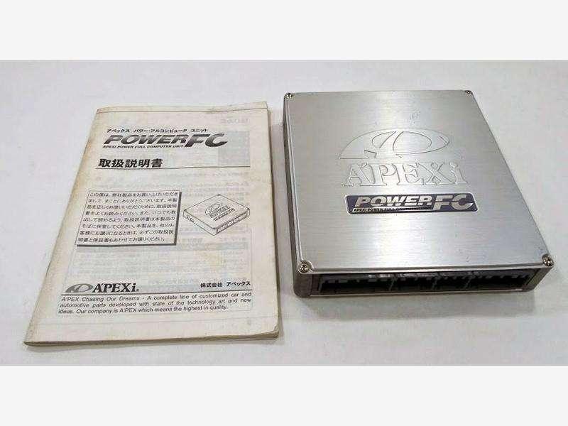 Apexi Power FC ECU Mitsubishi Lancer Evolution EVO 7 CT9A 4g63