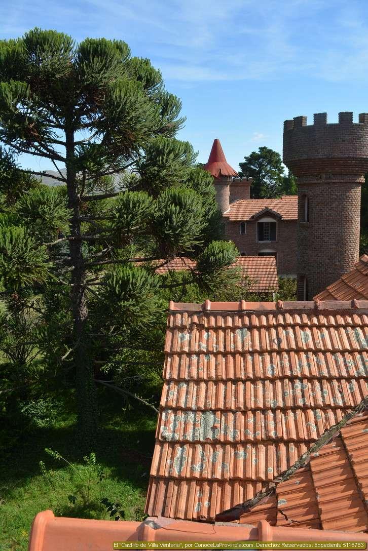el castillo de villa ventana