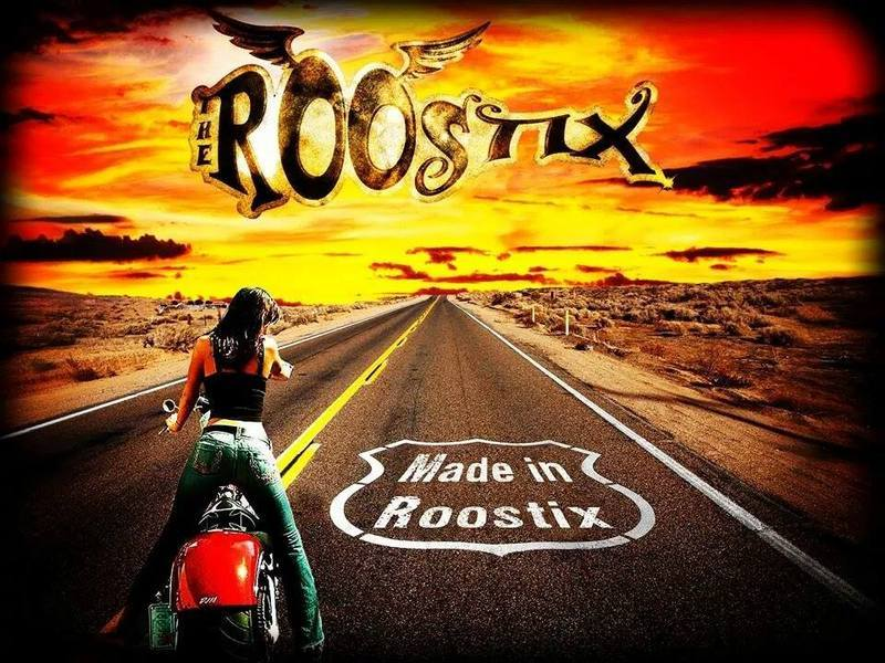 The Roostix - Made In Roostix (2014)
