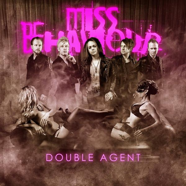 Miss Behaviour - Double Agent (2014) + all scans