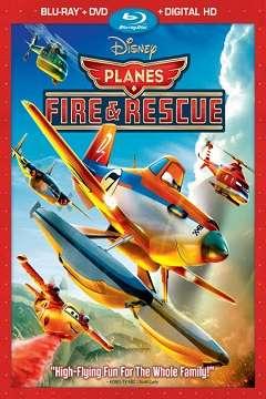 Uçaklar 2: Söndür ve Kurtar - 2014 BluRay (720p - 1080p) DuaL MKV indir