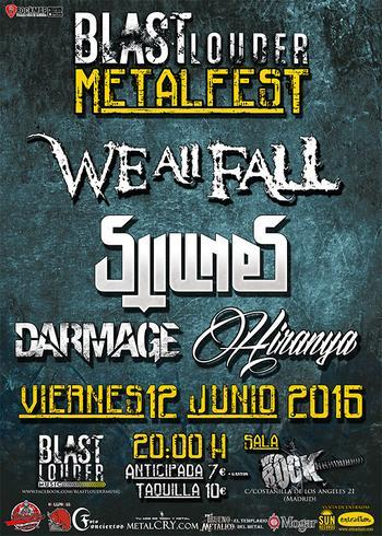 Blast Louder Metal Fest