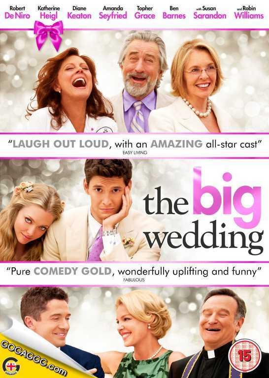 The Big Wedding | დიდი ქორწილი (ქართულად)