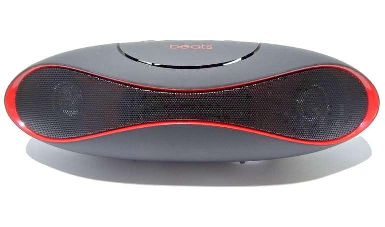 Caixa de Som Bluetooth Beats Viva Voz Sem fio FM USB HD P2