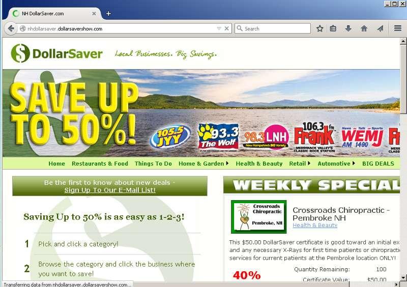 Remove Dollar Saver