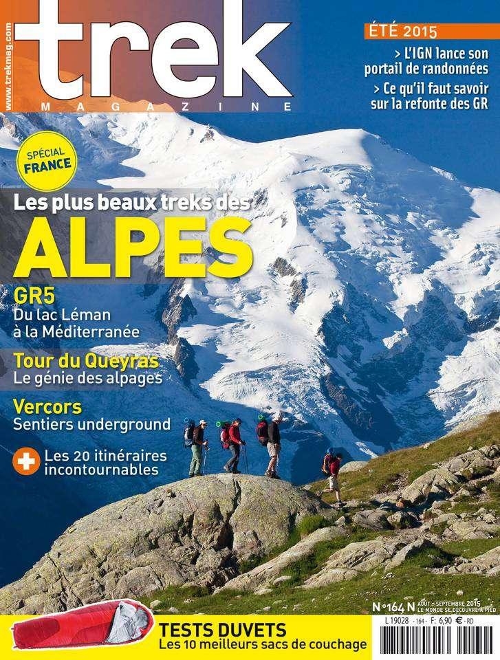 Trek Magazine - Août-Septembre 2015