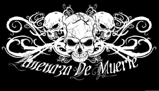 Amenaza de Muerte Logo