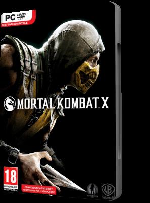 Mortal Kombat X Complete Edition DOWNLOAD PC ITA (2015)