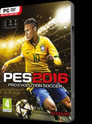 Pro Evolution Soccer 2016 – Update v1.03.01 DOWNLOAD PC ITA (2015)
