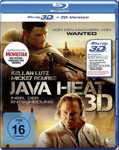 Cava Ate�i - Java Heat - 2013 BluRay 1080p 3D H-SBS DuaL MKV indir