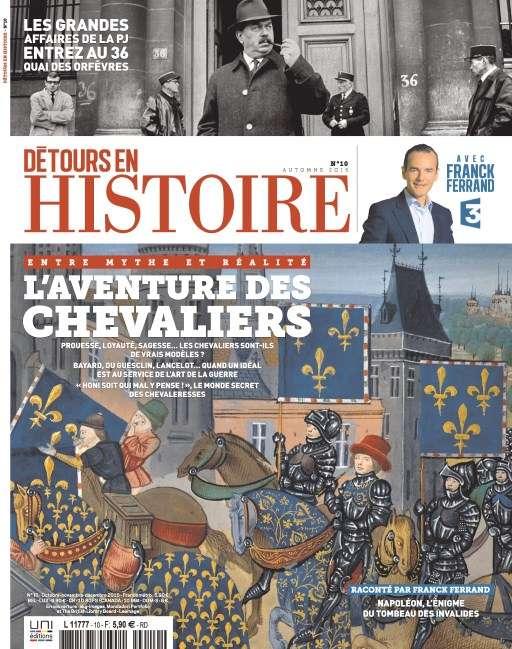 Détours en Histoire 10 - Automne 2015