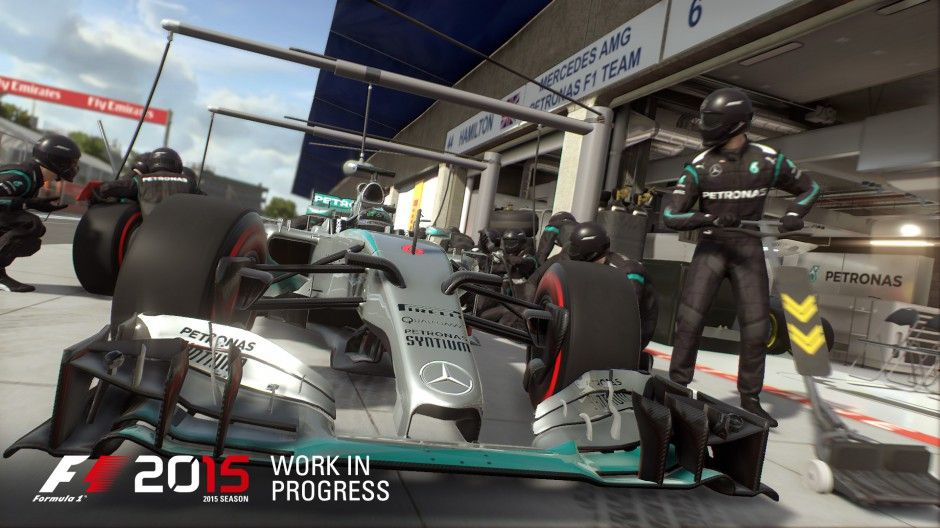Codemasters F1 2015 June Xbox Playstation Pc