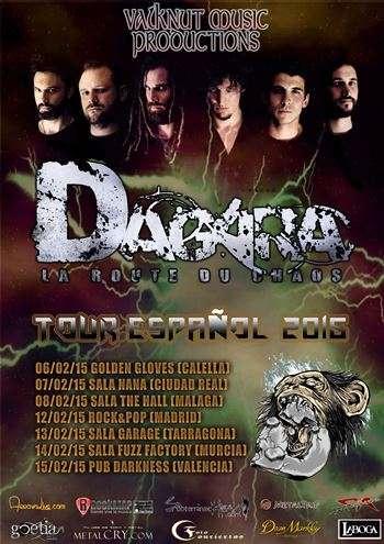 Dagara tour nacional