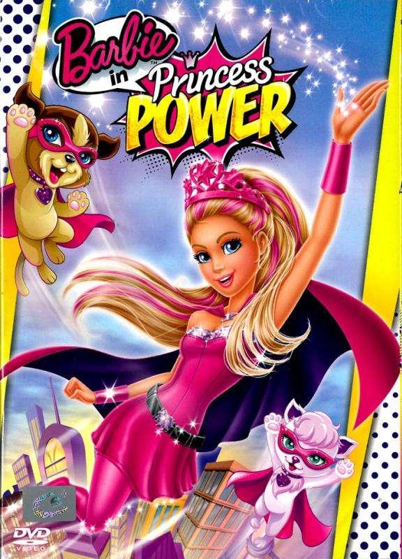 Barbie in Princess Power บาร์บี้ เจ้าหญิงพลังมหัศจรรย์ HD 2015