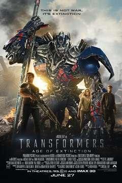Transformers Kayıp Çağ - 2014 Türkçe Dublaj MKV indir