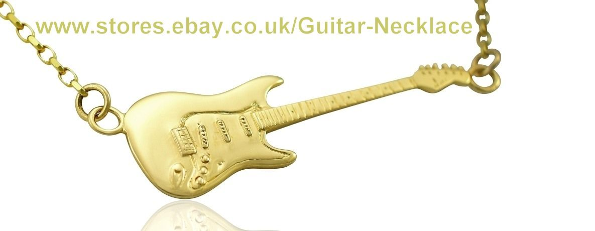 Guitar-Necklace
