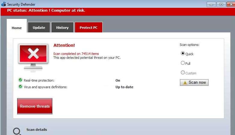 Remove Antivirus PRO 2015