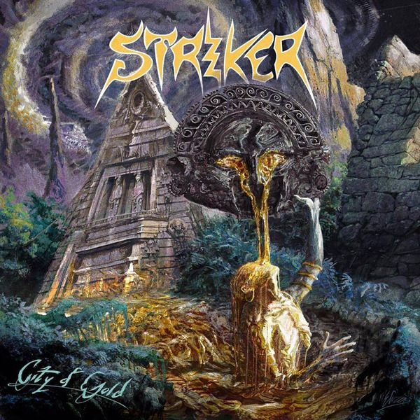 Striker - City Of Gold (Limited Edition) (2014)