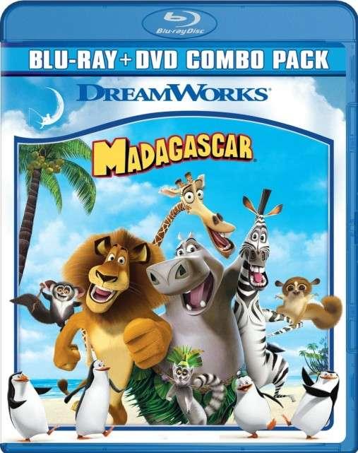 Madagascar (2005) HDRip 1080p Ac3 ITA TrueHD ENG SUb - DDN