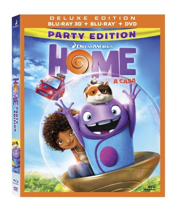 Home - A casa 3D (2015) mkv 3D Half-SBS 1080p DTS ITA ENG + AC3 Sub - DDN