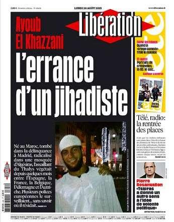 Liberation Du Lundi 24 Août 2015
