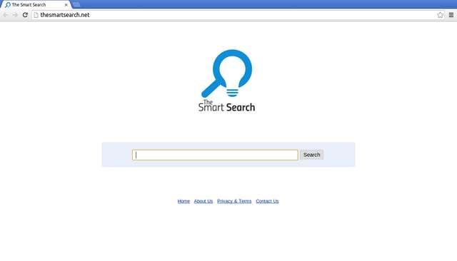 Entfernen Thesmartsearch.net