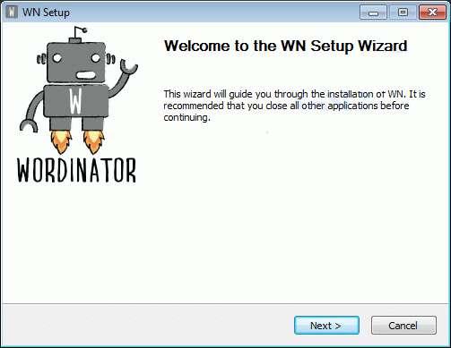Wordinator